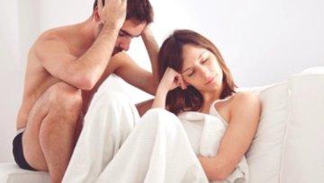 Erkeklerde İktidarsızlık Testi
